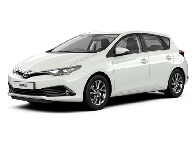 Toyota Auris 1.2T Icon 5Dr [leather] Petrol Hatchback